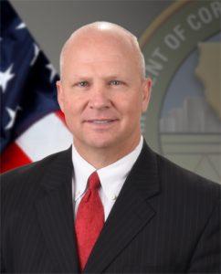 Commissioner Robert Barton