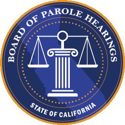 Board of Parole Hearings Seal