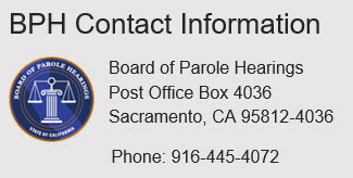 BPH Contact Information