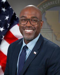 Commissioner Excel Sharrieff