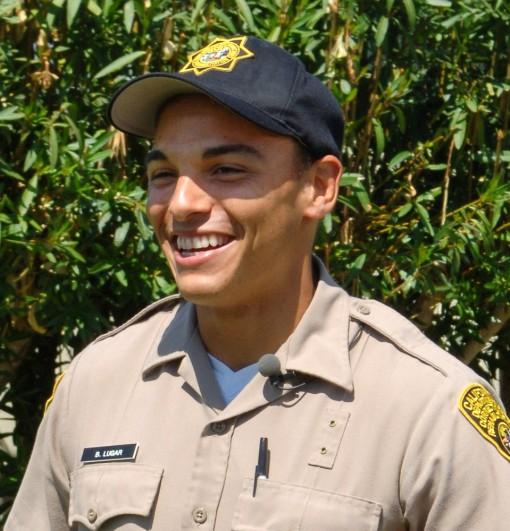 CDCR cadet.