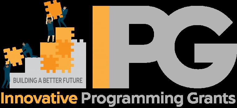 Logo for Innovative Programming Grants