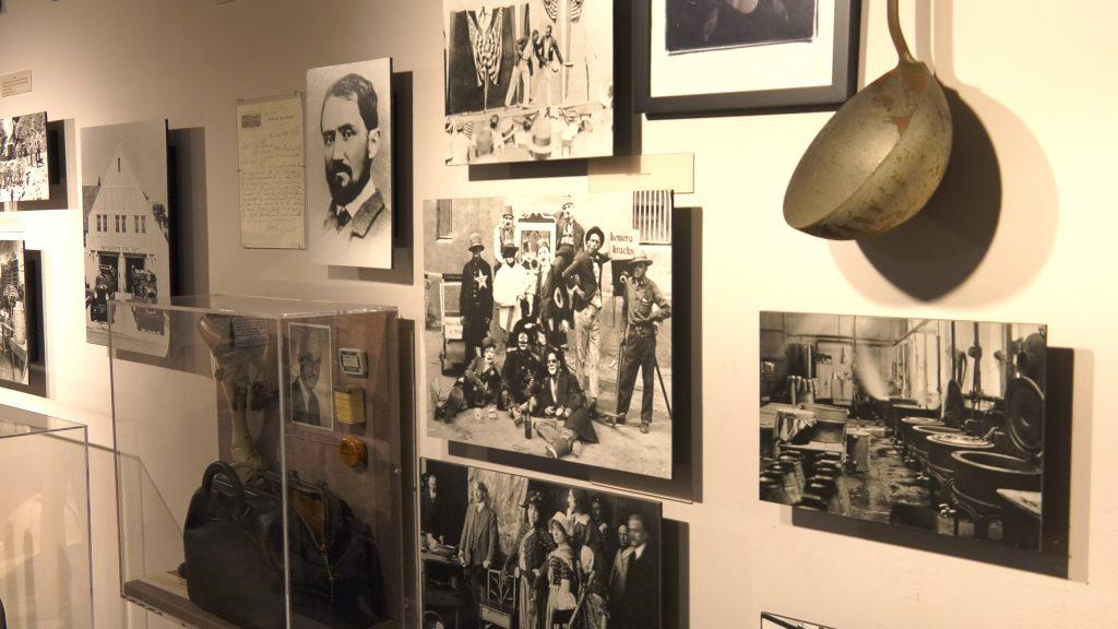 San Quentin historical photos show early prison life.