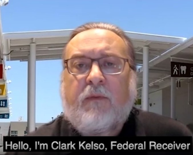 Clark Kelso virtual message