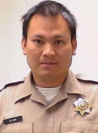Man in uniform.