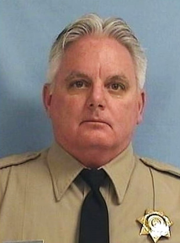 Photo of correctional officer.