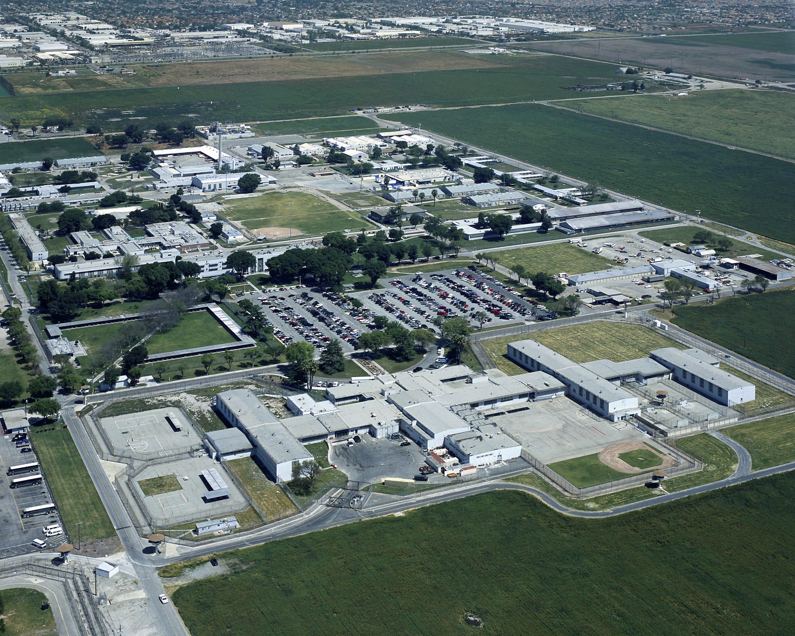 California Institution for Men aerial view.