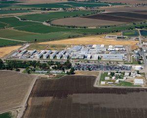 Deuel Vocational Institution aerial view.
