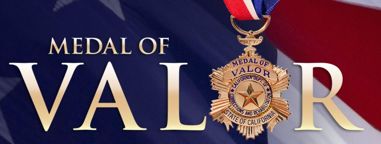 Medal of Valor loog.