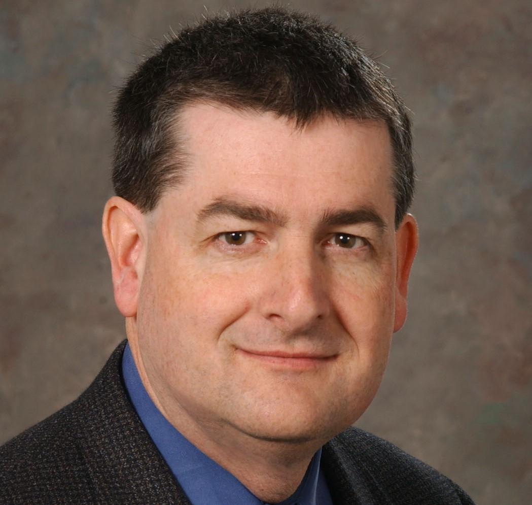 Photo of Dr. Robert Tharratt.