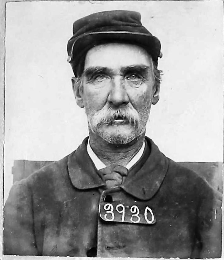John Gilman at Folsom prison.