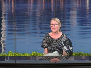 Chaplain Maryloyola Yettke discusses three carols.