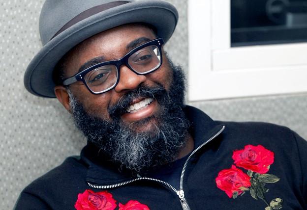 Photo of poet Reginald Betts.
