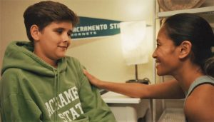 Our Promise: United Way video features mom and son.