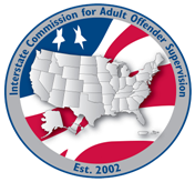 logo of interstate commission for adult offender supervision