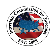 logo of interstate commission of juvenilles