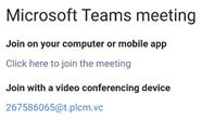 Inicio de sesión de Microsoft Teams