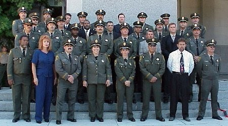 Department of Corrections Honors Its Heroes Medal of Valor Awards