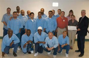 Folsom Inmates Contribute Thousands to Victim Services