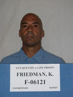 inmate Kenneth Friedman