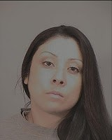 Maria Ibarra, Hispanic female with brown hair and brown eyes. She is 5 feet, 4 inches tall and weighs 164 pounds.