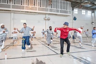 ISP hip hop dance class