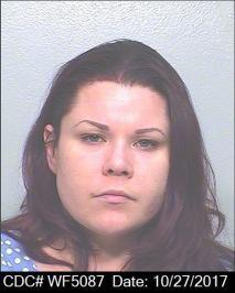 inmate Jaimee Hammer