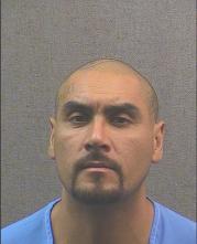 inmate Armando Castillo