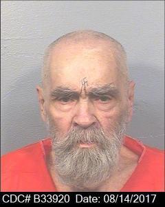 inmate Charles Manson