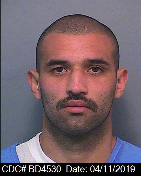 Inmate Adrian Lopez