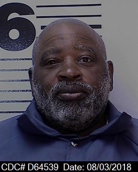 inmate Anthony McKnight