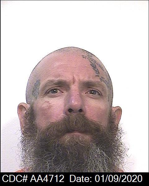 inmate Jonathan Watson