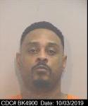 inmate Jaron Brown