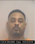inmate Jaron Brown is a black male who is 6 feet, 5 inches tall and weighs 300 pounds.