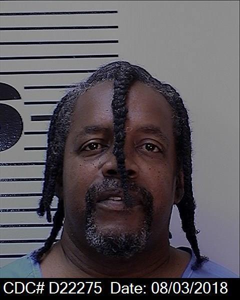 inmate Dewayne Michael Carey