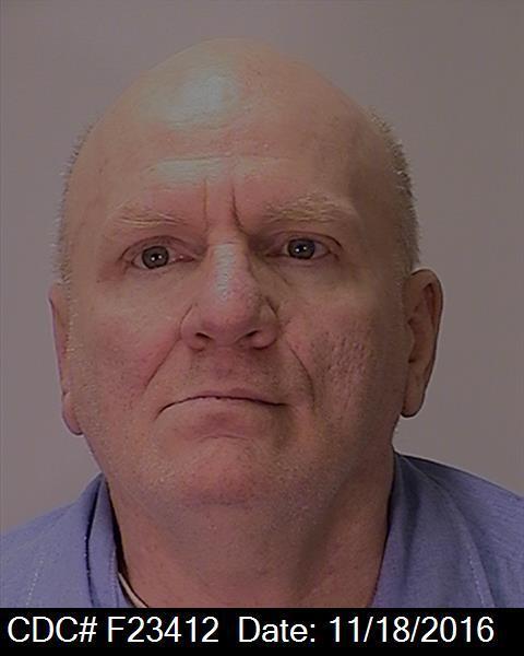 Inmate Dean Dunlap