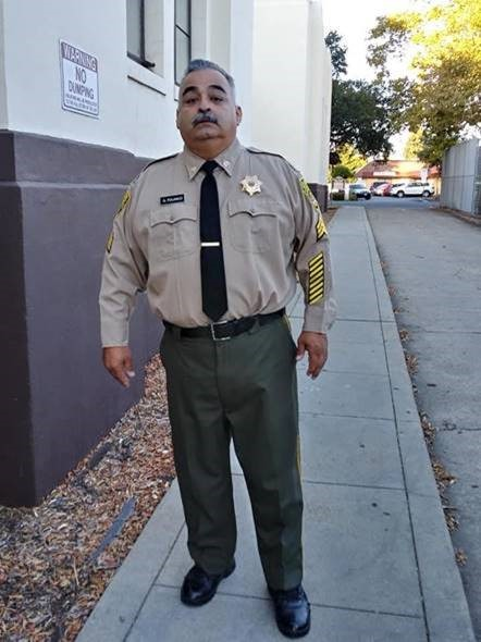 Sergeant Gilbert Polanco