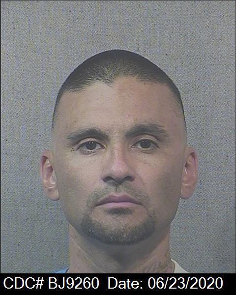 Inmate Raul Martinez