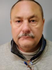 Front mugshot image of Dean Michael Bernhard