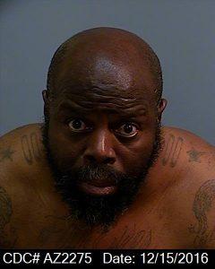 Front mugshot image of Tyrone  Williams