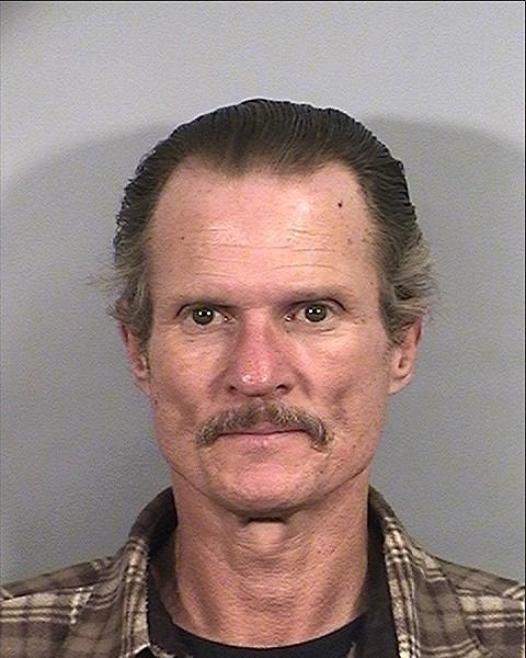 Front mugshot image of Earl Eugene Linker