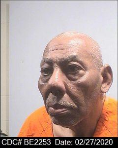 Front mugshot image of Allen  Lyons