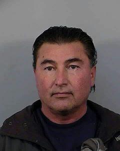 Front mugshot image of Frank Anthony Gavarrete