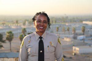 California Rehabilitation Center Warden Cynthia Tampkins
