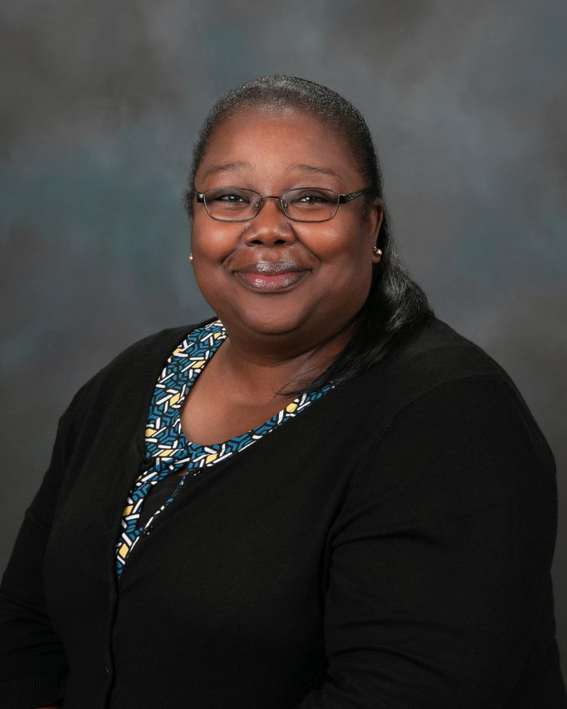 Connie Gipson, Director of the Division of Adult Institutions