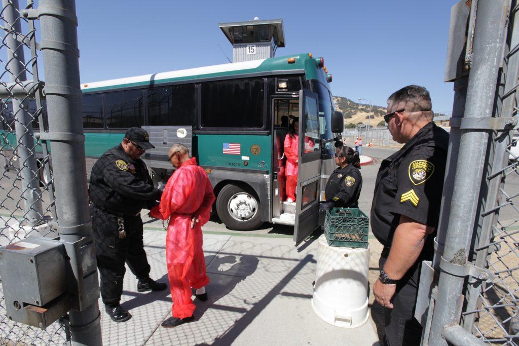 Inmate transportation