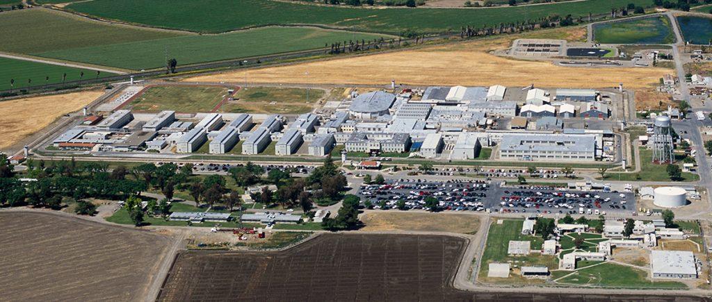 Deuel Vocational Institution (DVI) aerial shot