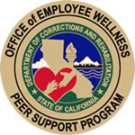 Office of Employee Wellness Peer Support Program logo