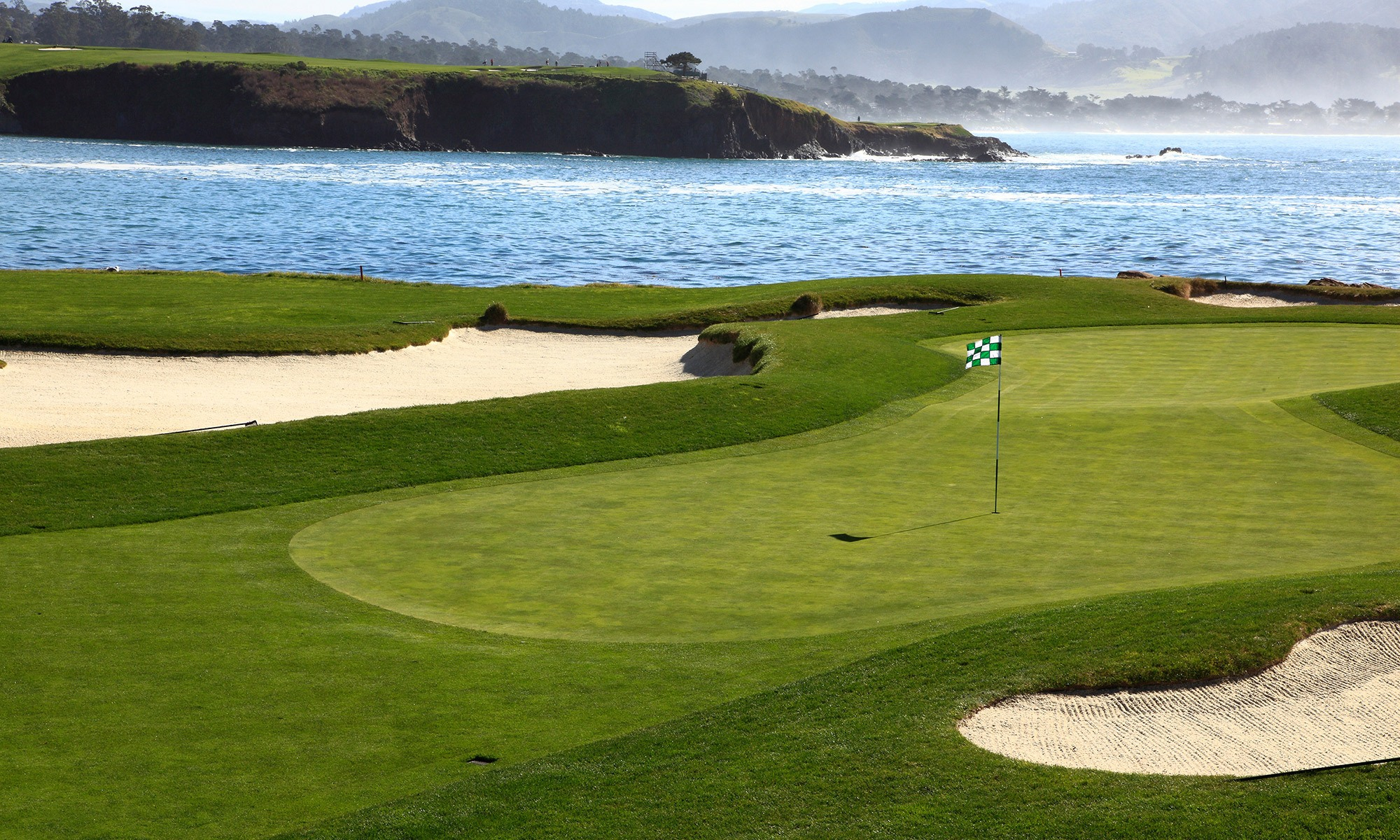 Picture of Pebble Beach Golf Course