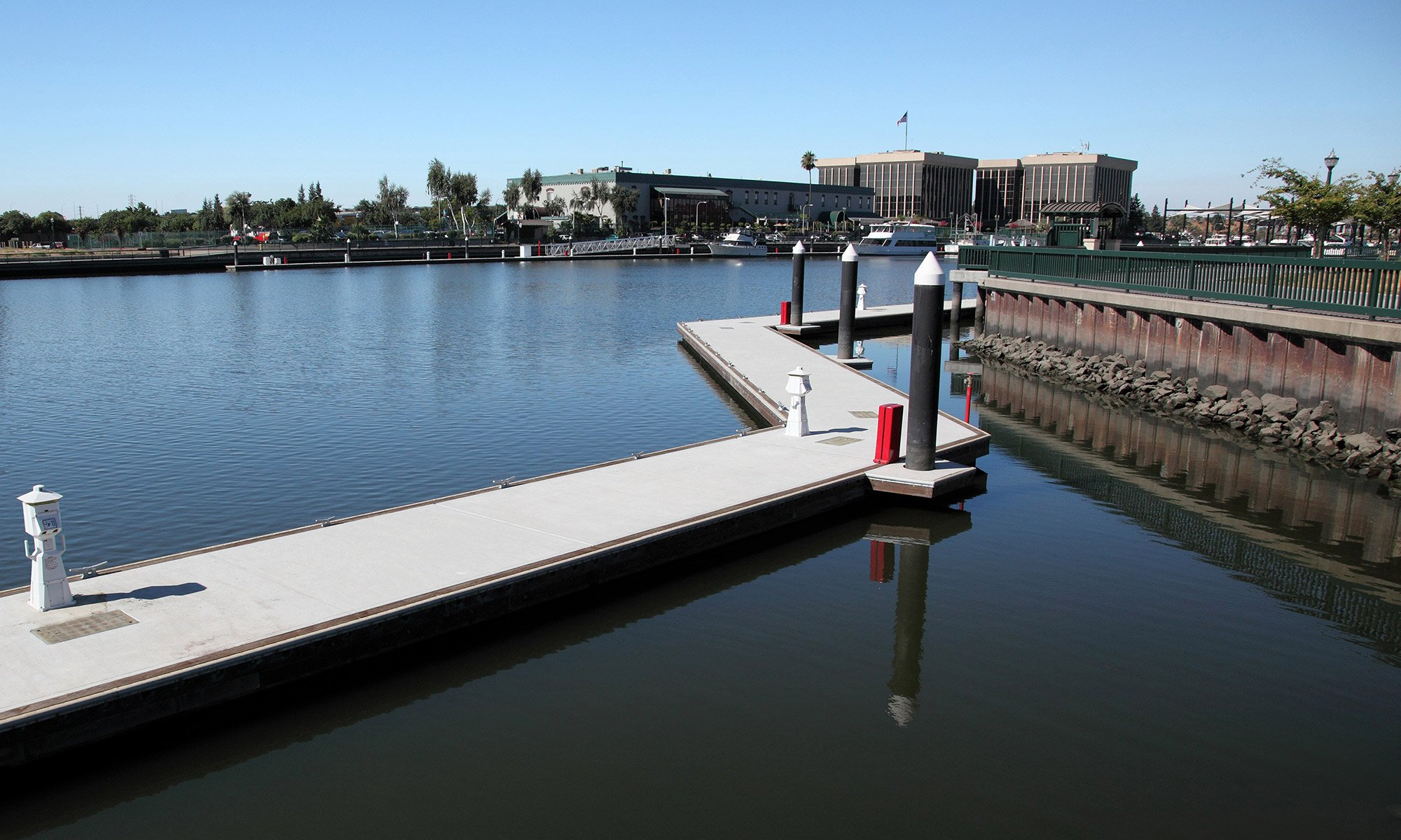 Picture of Stockton Waterfront